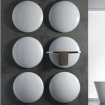 round designer radiators