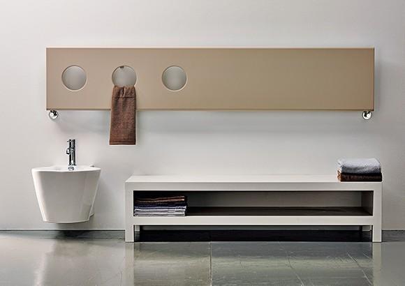 Sche Serviette Design Salle De Bain