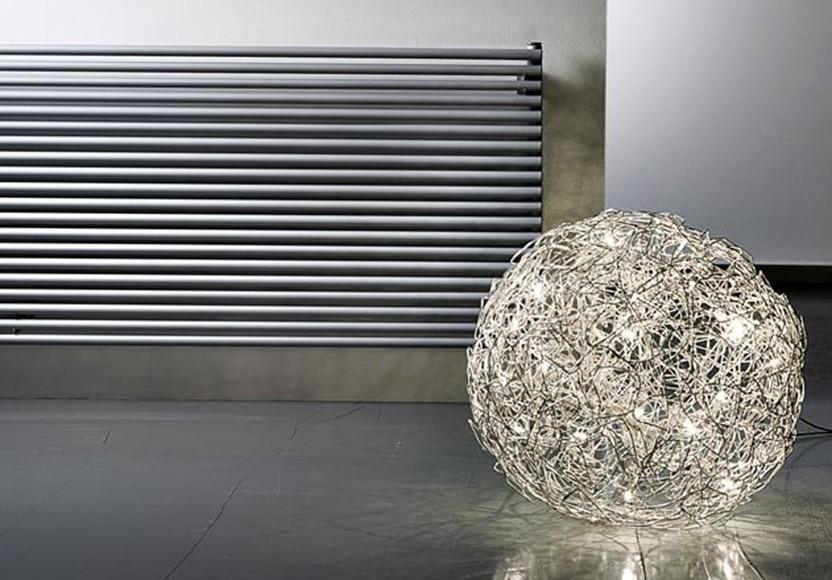 Radiador tubular de gusto moderno antrax it for Radiatori dwg