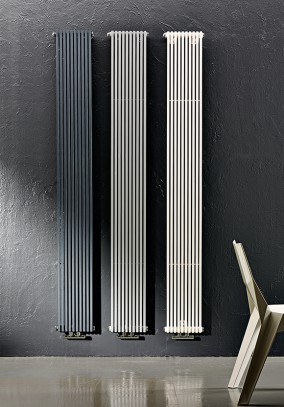 modern radiators for living room composition