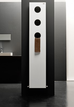 vertical stylish radiator