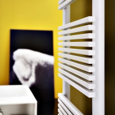 square tubes towel warmers