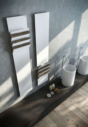vertical radiators for bathroom