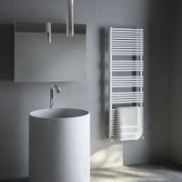 towel warmers chrome finishing