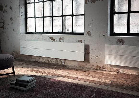radiateur basse consommation de style contemporain. Black Bedroom Furniture Sets. Home Design Ideas