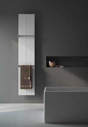 modern towel radiator