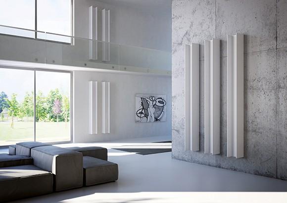 Radiatori elettrici a parete personalizzabili nella - Radiatori a parete prezzi ...