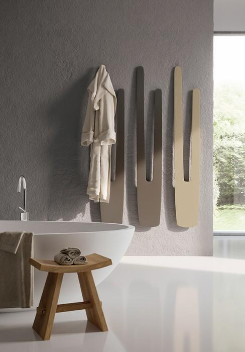 Termosifoni elettrici per ambienti living e bathroom - Radiatori elettrici per bagno ...