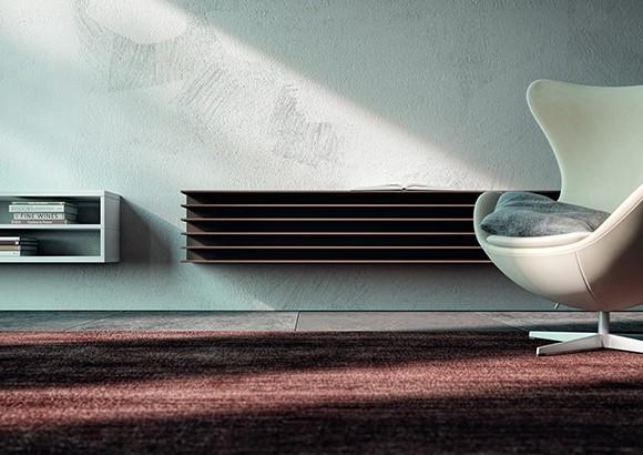 Termosifoni moderni dalle grandi prestazioni termiche