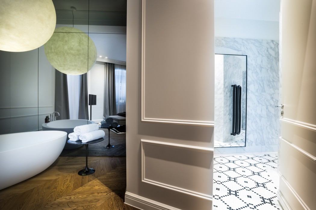 Heizkörper Im Bad Für Hotel Adriatic