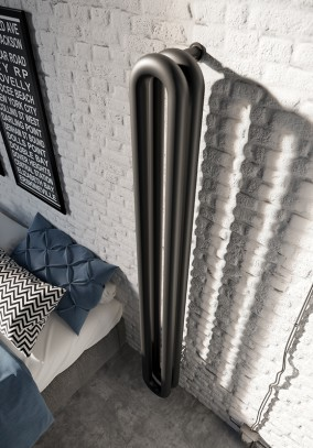 vertical contemporary radiator