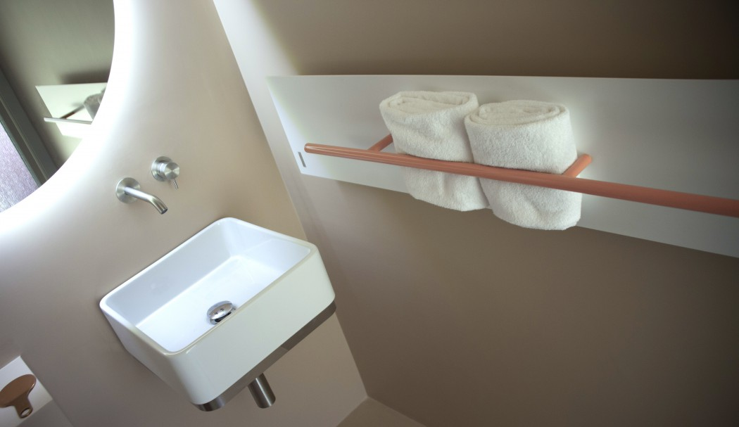 horizontal radiator towel rail