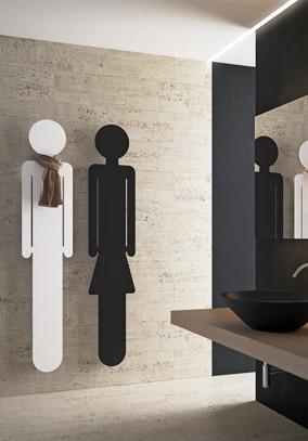 Radiatori antrax it l 39 evoluzione del riscaldamento di design for Termosifoni bagno design