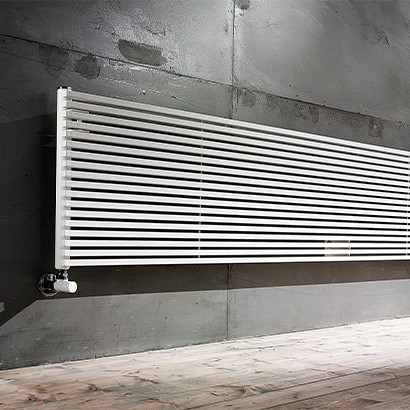 modern radiator for living room