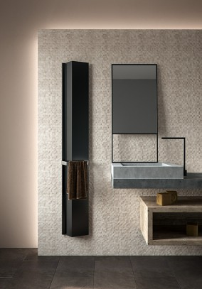 iconic black radiator