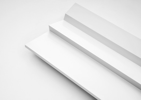 total white iconic radiator