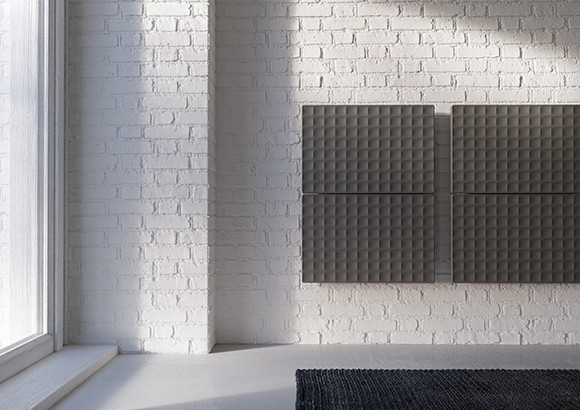 designer radiator for living room