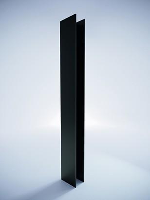 Termosifoni Alluminio Free Standing T Tower