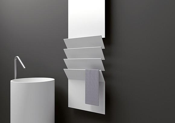 termisofoni efficienza termica flaps bagno design alette porta asciugamano