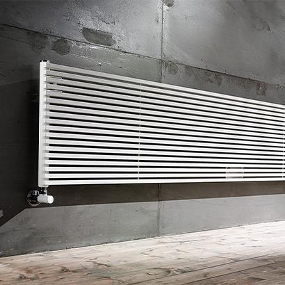 Radiatori tubolari verticali for Termosifone dwg